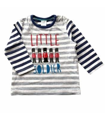 Mini Club kisfiú pulóver (62-68)