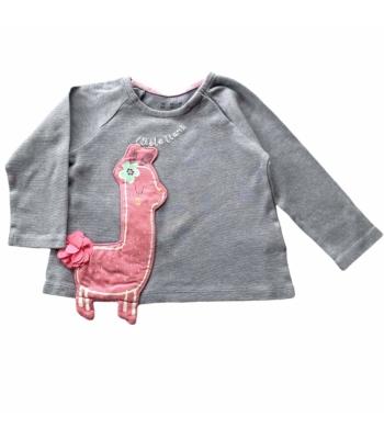F&F kislány pulóver (74)