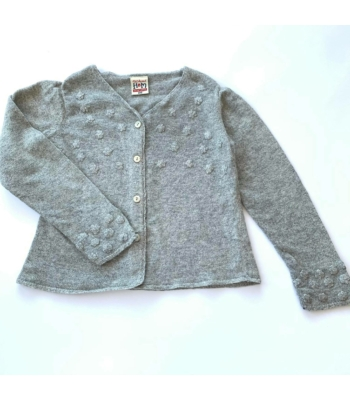 H&M kislány pulóver (116)
