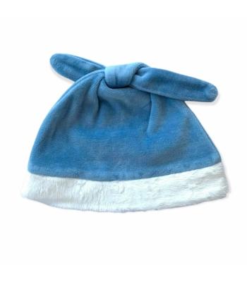 Kék kisfiú sapka (74)