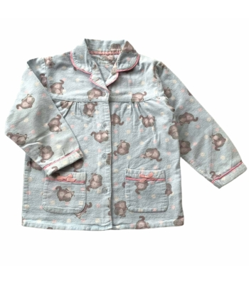 Primark kislány pizsama felső (98-104)