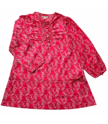 Vertbaudet kislány ruha (110)