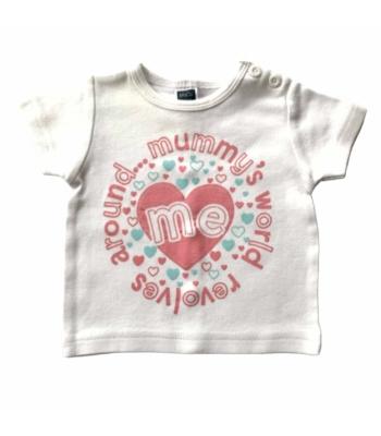 M&Co kislány póló (56-62)