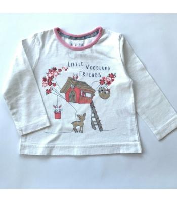 Matalan kislány pulóver (80-86)