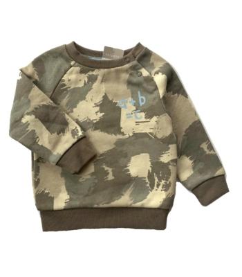 Primark kisfiú pulóver (74)