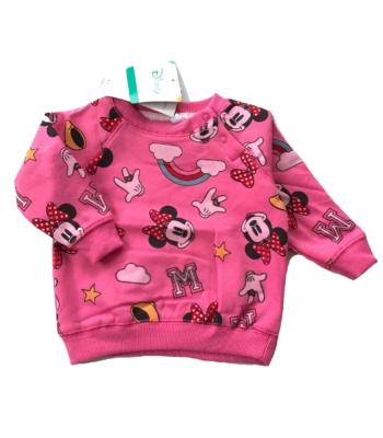 Disney Baby Minnie kislány pulóver (62-68)