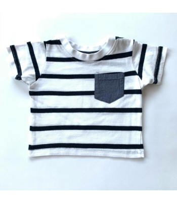 Primark kisfiú póló (62)
