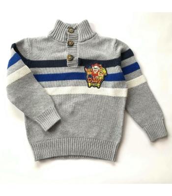 Paw Patrol kisfiú pulóver (104)