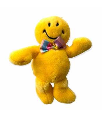 Sárga éneklő plüss