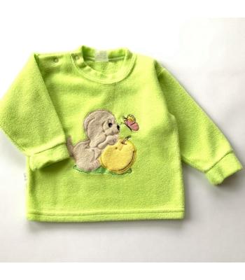 Kutyás kisfiú pulóver (74)