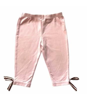 Halványrózsaszín kislány nadrág (68)