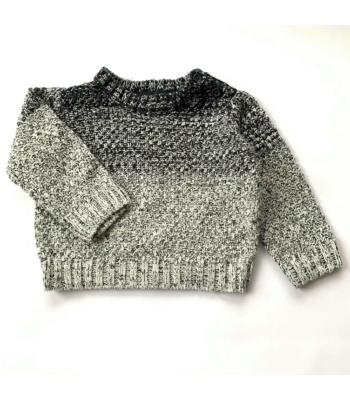 Primark kisfiú pulóver (68)