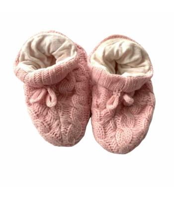 Kötött kislány cipő (68-80)