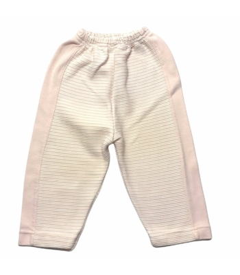 Halványrózsaszín kislány nadrág (86-92)
