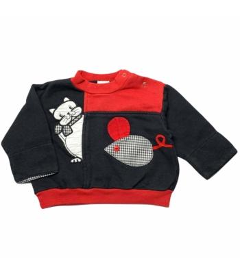 Baby Club kislány pulóver (68)