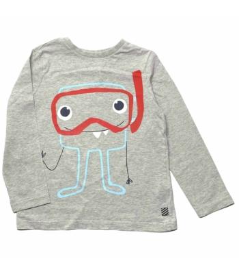 F&F kisfiú pulóver (116)