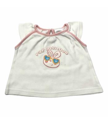 Nyuszis kislány póló (68-74)