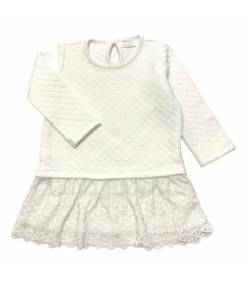 F&F kislány ruha (74-80)