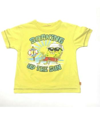 Spongya Bob kisfiú póló (116)