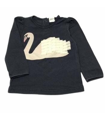 H&M kislány pulóver (80)