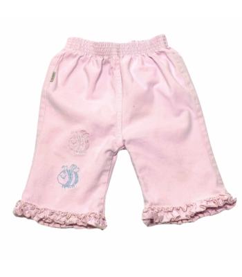 Háromnegyedes kislány nadrág (80)