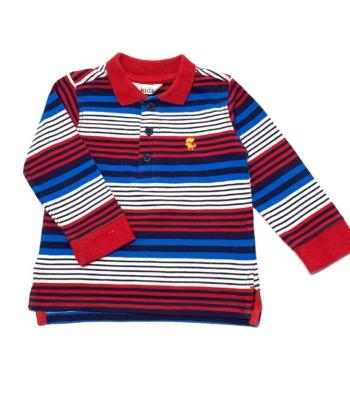 M&Co kisfiú pulóver (80-86)
