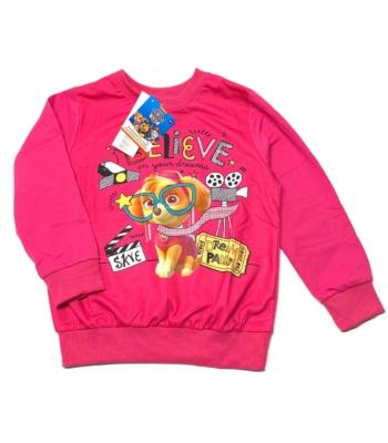 Paw Patrol kislány pulóver (116)