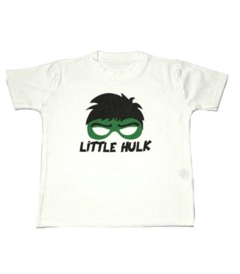 Hulk kisfiú póló (92-98)