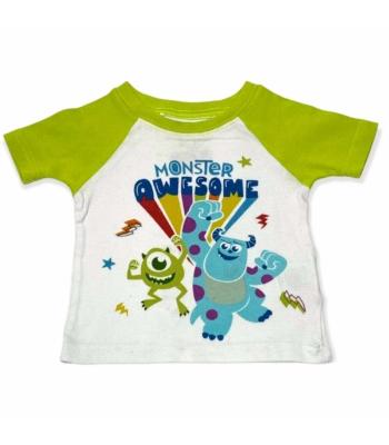 Disney Baby Szörny Rt. kisfiú póló (86)