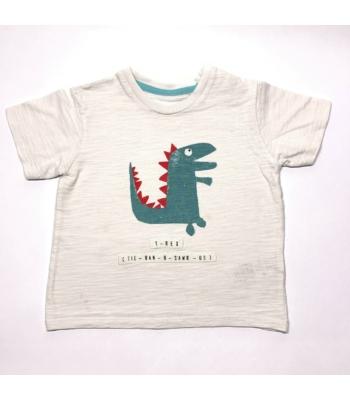 Marks&Spencer kisfiú póló (80-86)