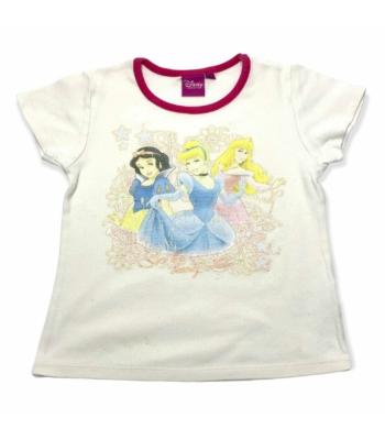 Disney Princess kislány póló (128)