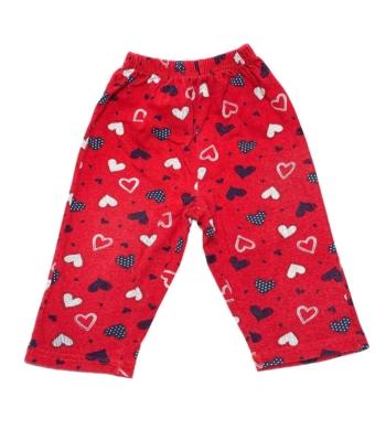 Tu kislány pizsama nadrág (74-80)