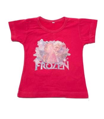 Jégvarázs kislány póló (104)