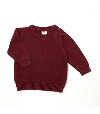 F&F kisfiú pulóver (68)