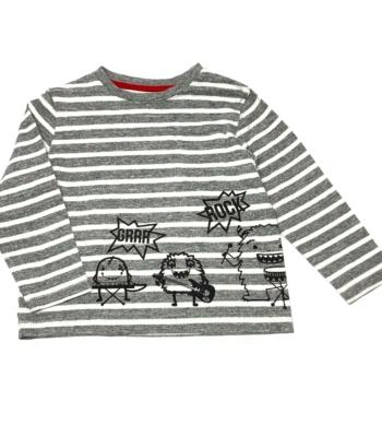 Tu kisfiú pulóver (92-98)