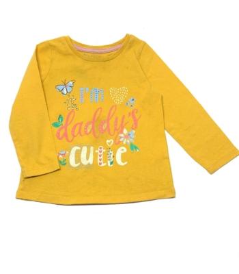 Nutmeg kislány pulóver (92-98)