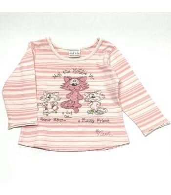 Next kislány pulóver (80)