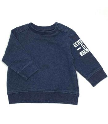 Mothercare kisfiú pulóver (68)