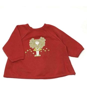 Hema kislány pulóver (68)