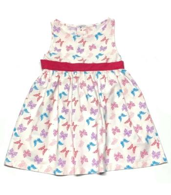 Pillangós kislány ruha (86-92)