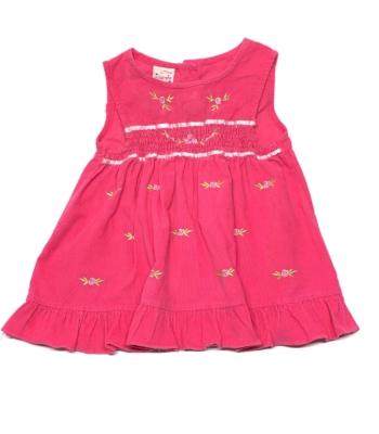 Rózsaszín kislány ruha (92)