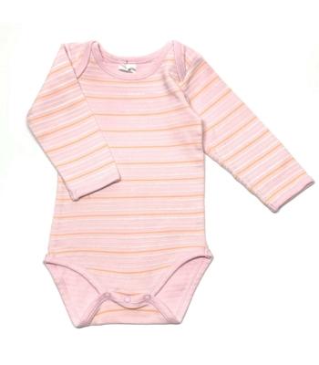 Rózsaszín kislány body (86)