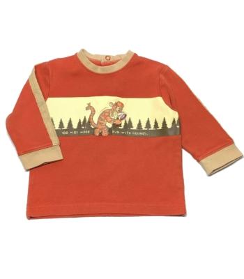 George Tigris kisfiú pulóver (68-74)