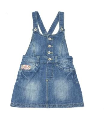 E-vie Angel kislány farmer ruha (92-98)