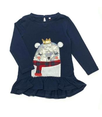Bluezoo kislány ruha (98)