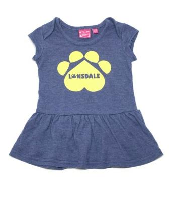 Lonsdale kislány ruha (80-86)