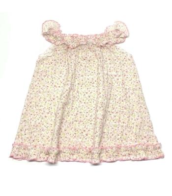 Virágos kislány ruha (80)