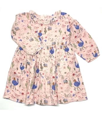 Marks&Spencer kislány ruha (98)