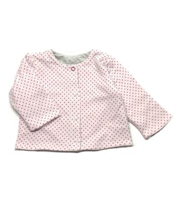Mothercare kislány pulóver (56-62)