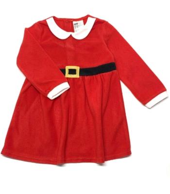 H&M kislány ruha (86-92)